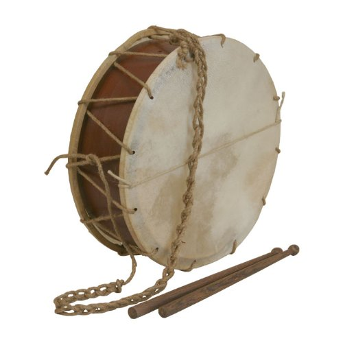 "Ems Tabor Drum, 12"", With Sticks"