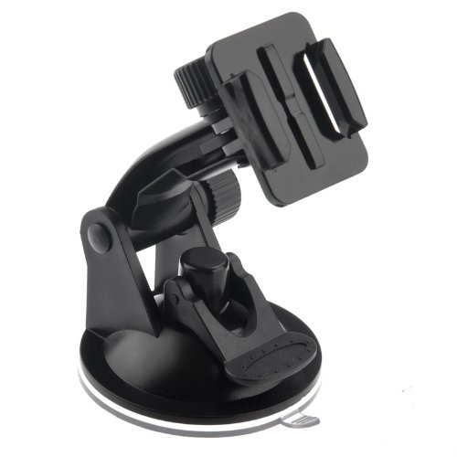 Pangshi Suction Cup Dash & Windshield Vacuum Car Mount For Gopro Hd Hero3 2 1 (St-17) front-408889