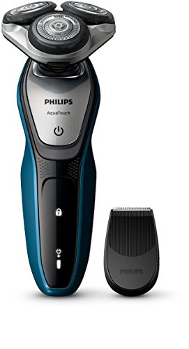 philips-aquatouch-s5420-06-wet-and-dry-mens-electric-shaver-with-smartclick-precision-trimmer