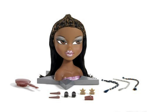 Bratz  P4F Makeover- Sasha - Buy Bratz  P4F Makeover- Sasha - Purchase Bratz  P4F Makeover- Sasha (MGA, Toys & Games,Categories,Dolls,Fashion Dolls)