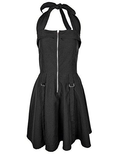 Coro Vixxsin dell'abito Star DRESS black