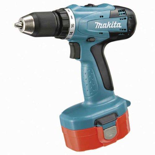 Makita 6391DWPE3 18V Drill Driver c/w 3 x 1.3Ah Ni-Cad Batteries