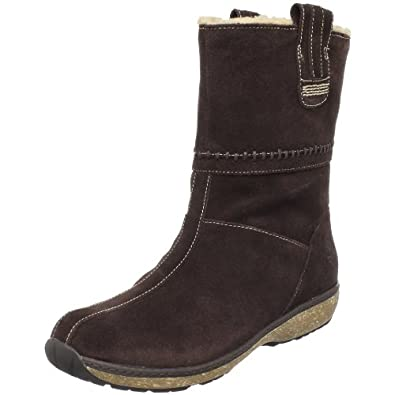 Timberland Women's 21638 Earthkeepers Granby Boot,Dark Brown,5.5 W US