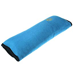 Mokingtop(TM) Baby Children Safety Strap Pillow Shoulder Protection (Blue)
