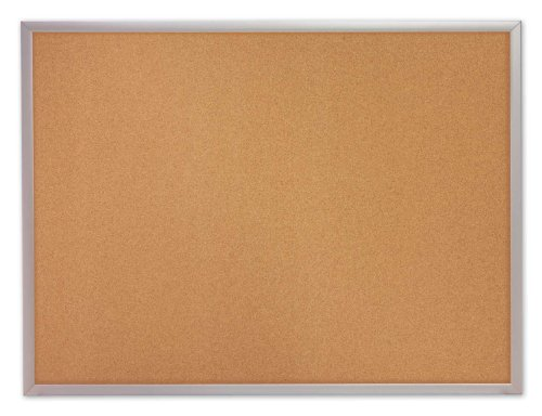 Buy Quartet reg Cork Bulletin Board 24 x 18 Aluminum Frame 2301B00006I9VQ Filter