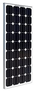 Ramsond 100 Watt 100w W Monocrystalline Photovoltaic PV Solar Panel Module 12V Battery Charging from Ramsond