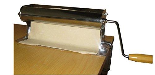 "10"" (254 mm) Dough roller Dough sheeter Pizza dough machine Pastry Ravioli machine equipment"