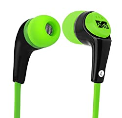 MTV Wave (Earbuds-Green)