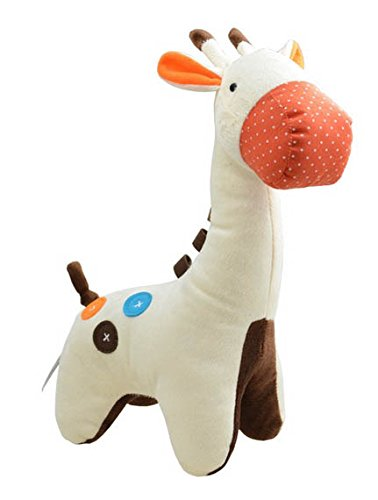 Nursery Plush Toy Giraffe Baby Soft Rattle Toy Kids Gifts front-1055824