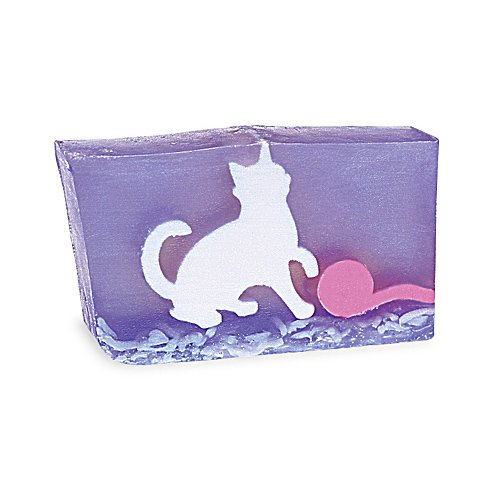 Primal Elements White Cat 6.3 Oz. Handmade Glycerin Bar Soap