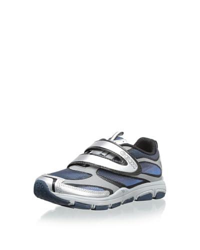 Geox Ctorque1 Sneaker  [Lime/Silver]