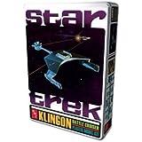 AMT Star Trek Klingon Battle Cruiser Tin, Special Edition