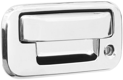 Putco 401016 Chrome Trim Tailgate And Rear Handle Cover