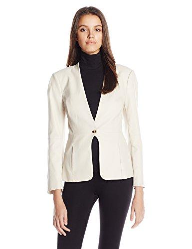 HALSTON-HERITAGE-Womens-Long-Sleeve-Slim-Fit-Leather-Jacket
