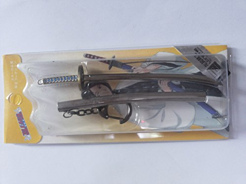 HT 002 Fashion Bleach Sword Weapon Model Keychain No.3,13cm no edge