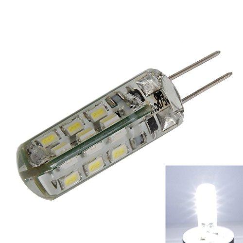 G4 12V 2W Smd 3014 Lamp Bead Nightlight Led Corn Light Bulb Lamp 7000K With White Light