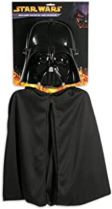 Rubies Star Wars Darth Vader Cape and Mask Set