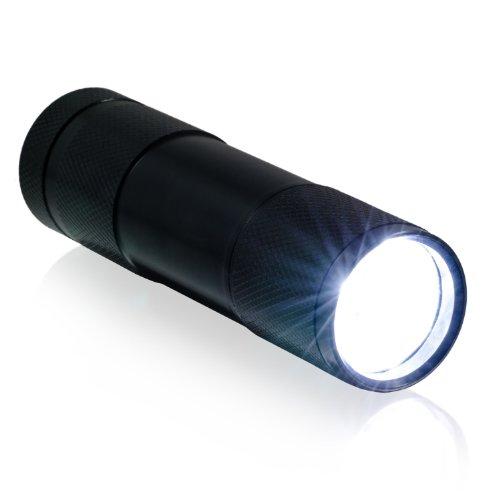 taschenlampen 9 led vol1 g nstig kaufen. Black Bedroom Furniture Sets. Home Design Ideas
