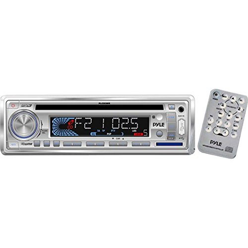 Am/Fm-Mpx In-Dash Marine Cd/Mp3 Player/Usb & Sd Card Function