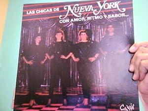 LAS CHICAS DE NUEVA YORK - LAS CHICAS DE NUEVA YORK CON