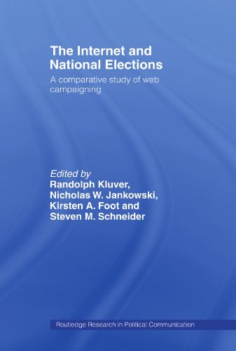 The Internet and National Elections. Routledge. 2007.