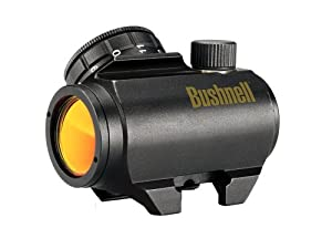 Bushnell Trophy TRS-25 Red Dot Sight Riflescope, 1 x 25mm (tilted front lens) by Bushnell