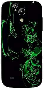 Timpax protective Armor Hard Bumper Back Case Cover. Multicolor printed on 3 Dimensional case with latest & finest graphic design art. Compatible with Samsung I9190 Galaxy S4 mini Design No : TDZ-24893