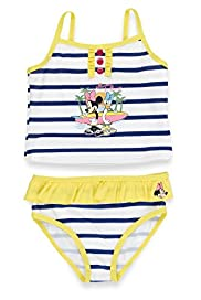 Limited Square Neck Minnie Mouse Tankini