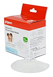 Pigeon Natural Fit Silicone Nipple Shield (1 Piece)