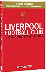 Liverpool Football Club Season Review 2014/2015 [DVD] from 2entertain