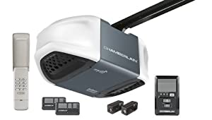 Chamberlain WD962KEV Whisper Drive Garage Door Opener with MyQ Technology and Battery Backup by Chamberlain