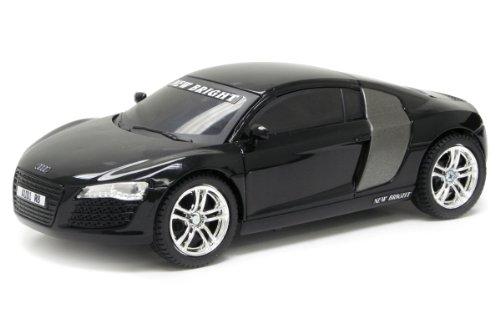 New Bright 2423-1 - Funk-Ferngesteuertes Fahrzeug Audi R8 Maßstab 1:24