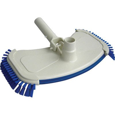 Kokido Large Weighted Vacuum Head With Side Brushes front-392022
