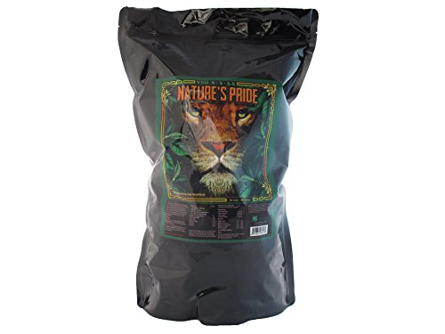 GreenGro FV-5010 Nature's Pride Veg Fertilizer, 10 lb Food ...