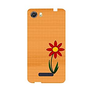 Skintice Designer Back Cover with direct 3D sublimation printing for Micromax Canvas Unite 3