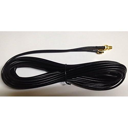 高品質! 2.4GHz 25dBi ワイヤレス Wifiアンテナ (ケーブル)