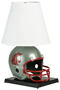 NCAA Washington State Cougars Helmet Lamp by WinCraft