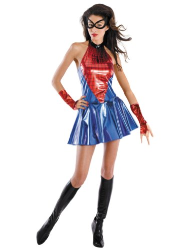 Womens Spiderman Costume Movie Costumes Sexy Spiderman Costume