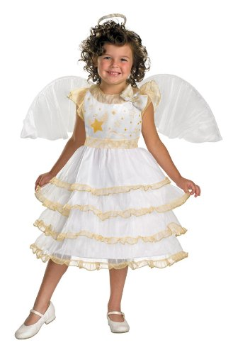 Belle Angel Costume - Toddler