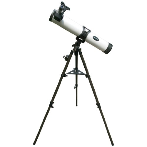 Cassini Optics Cqr-800 800Mm X 80Mm Electronic Focus Astronomical / Terrestrial Telescope With Remote