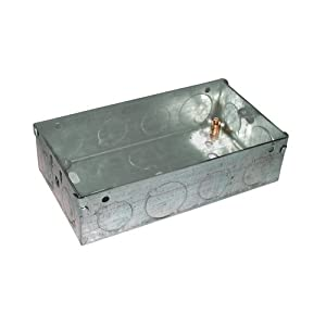 Cooker socket back box