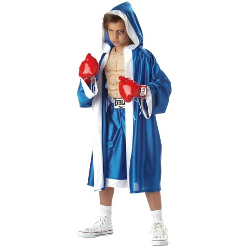California Costume Collection Everlast Boxer Boy's Costume Childs Medium