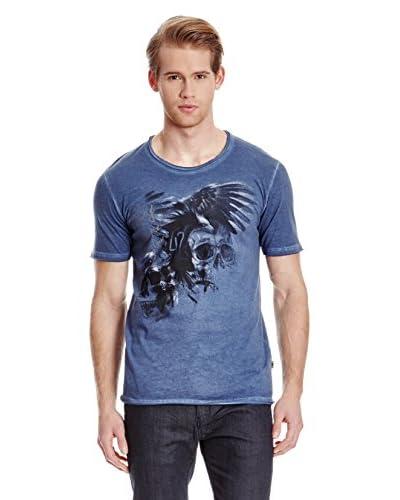 Broadway NYC T-Shirt Cameron [Blu Washed]