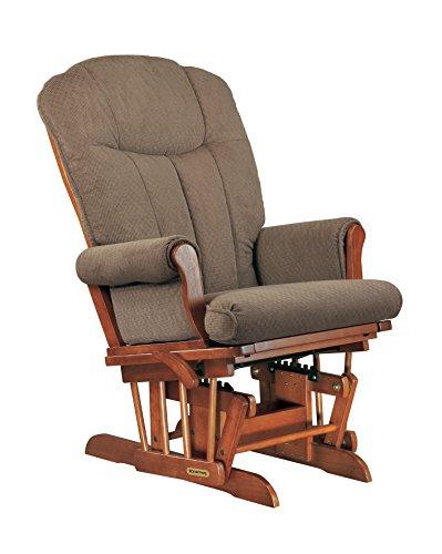 Shermag Recliner Glider Chair, Chablis Station Mocha