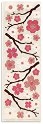 Martha Stewart Crafts Stickers Glitter Cherry Blossoms Pink By The Package