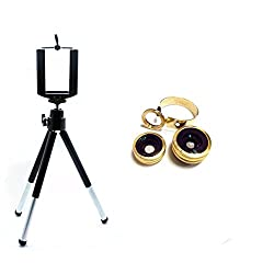 3 IN 1 LENS KIT + MOBILE TRIPOD UNIVERSAL