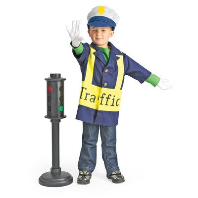 Angeles Active Play Traffic Officer Uniform