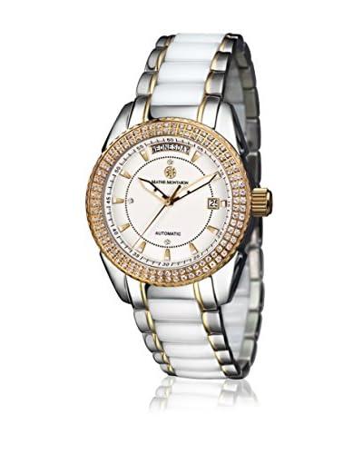 Mathis Montabon Reloj automático Mm-13 La Magnifique Gold Weiss Zirkonia  38 mm