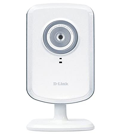D-Link DCS-930L mydlink-Enabled Wireless-N Network Camera Day Only