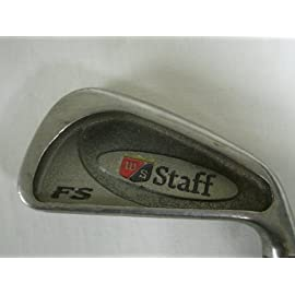 Wilson Staff Fat Shaft 4 Iron (Steel Regular) 4i Fatshaft Golf Club